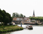The Waterways in Burgundy